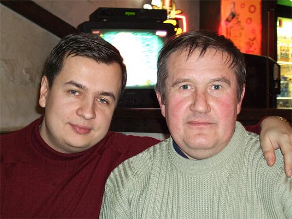 Сергей Апрятин и fiv