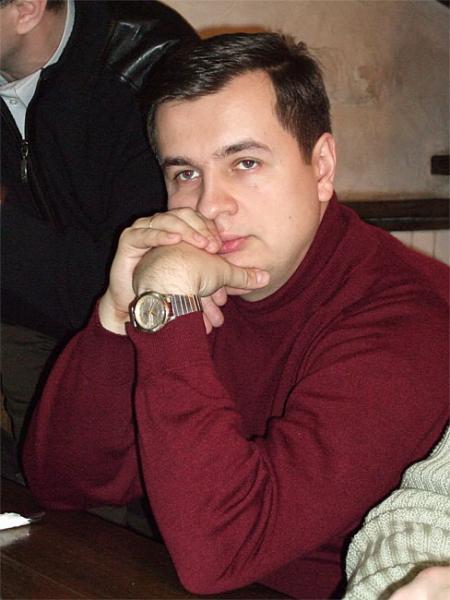 Сергей Апрятин