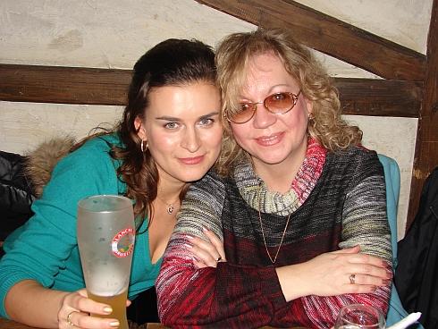 leya и Ирина Путятина