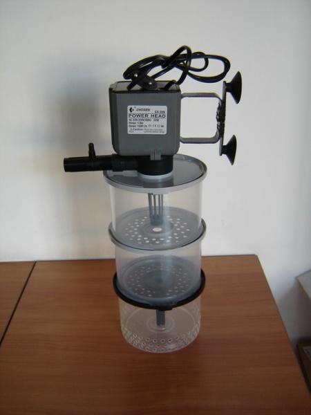 Наружный фильтр своими руками для аквариума