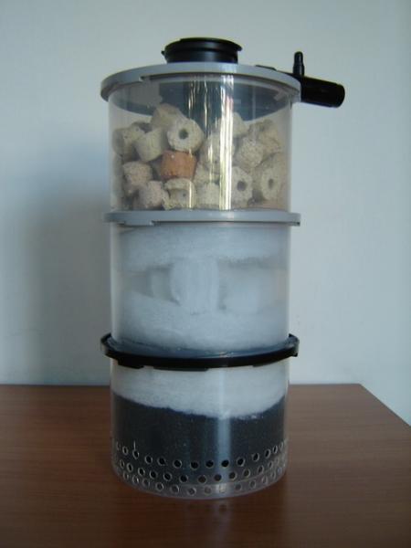 Наполнители для аквариумных фильтров своими руками