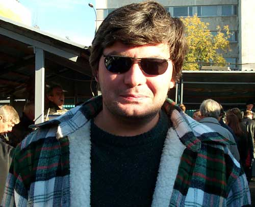 Редкий гость на рынке - Олег Благидзе